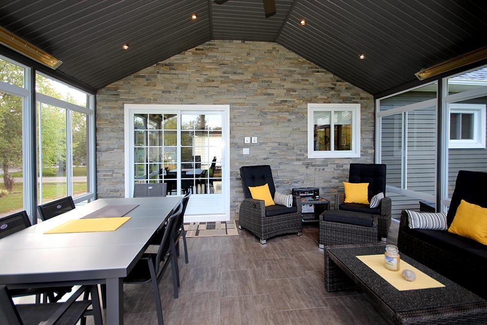 Decoration veranda interieur fabulous deco veranda for Interieur veranda