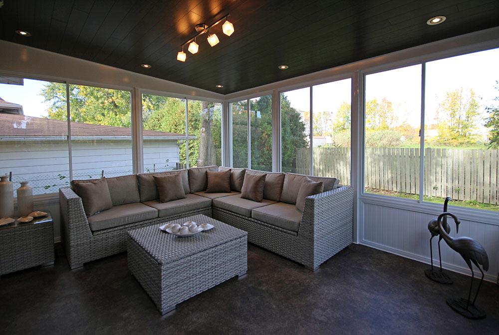 V randa plus solarium 3 saisons et plus for Interieur veranda