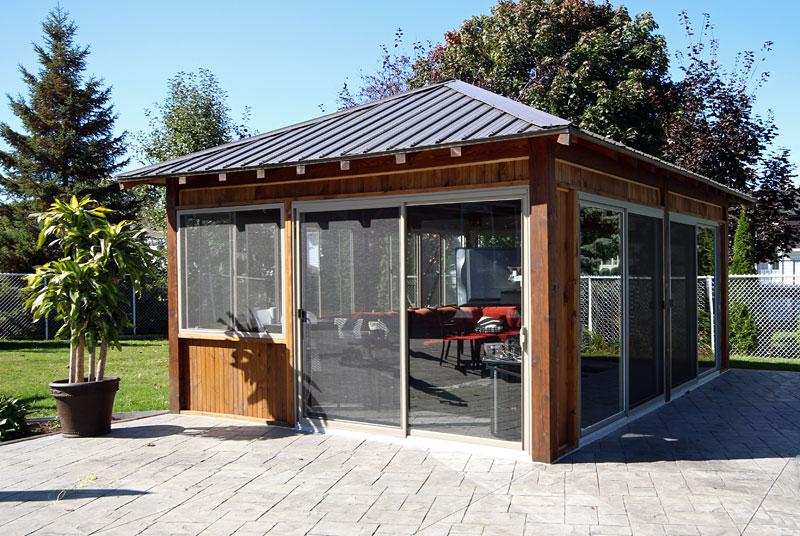 veranda  solarium  saisons veranda